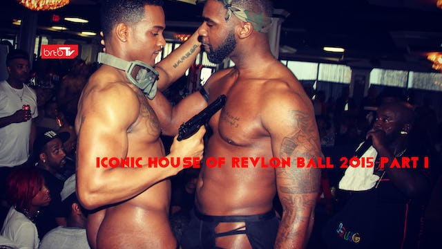 Iconic House of Revlon Ball 2015 Part 1