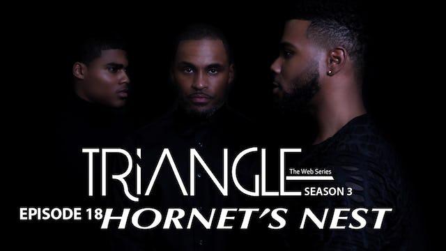 """TRIANGLE Season 3 Episode 18 """" Hornet's Nest"""""""