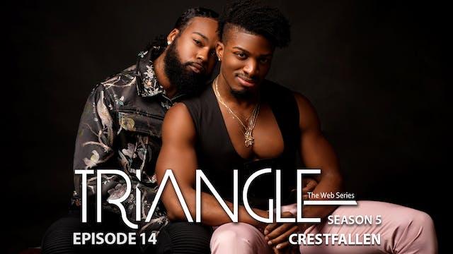 """TRIANGLE Season 5 Episode 14 """"Crestfallen"""""""