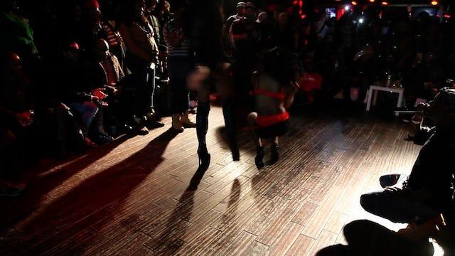 TAMIYAH VS DAVINA VOGUE NIGHTS 11/2014