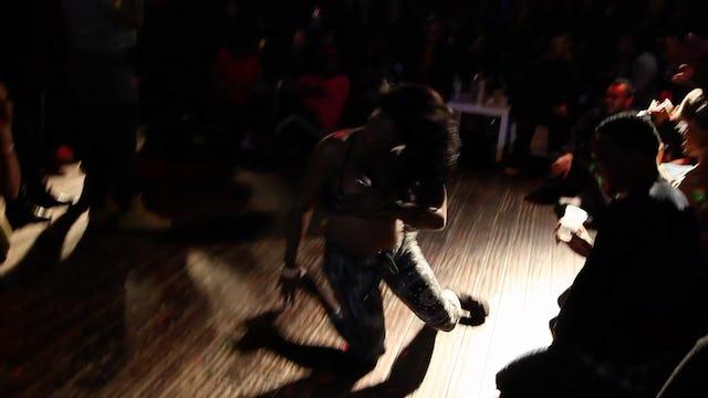 DAVINA VS VERONICA VOGUE NIGHTS 11/2014