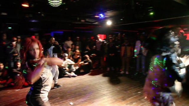 SHAYLA REVLON VS TITI 4/2014 VOGUE NIGHTS