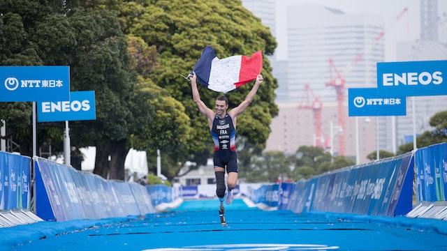 2021 World Triathlon Para Series Yokohama