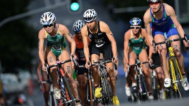 2014 WTS Auckland Elite Women