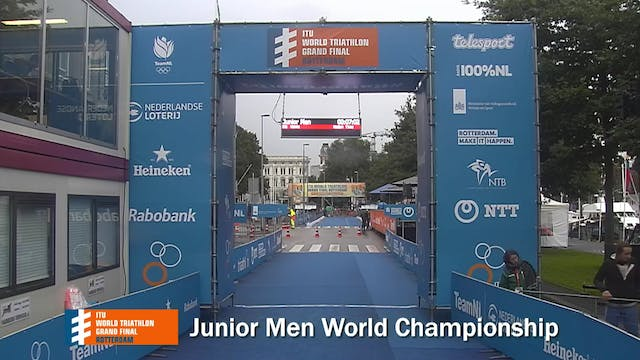 Junior Men World Championship - 2017 ...