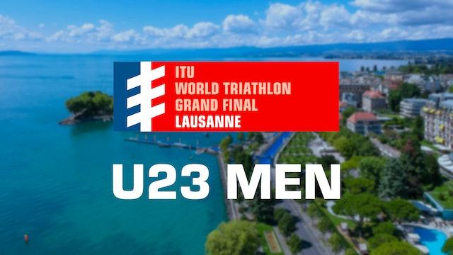 2019 WTS Grand Final Lausanne: U23 Men