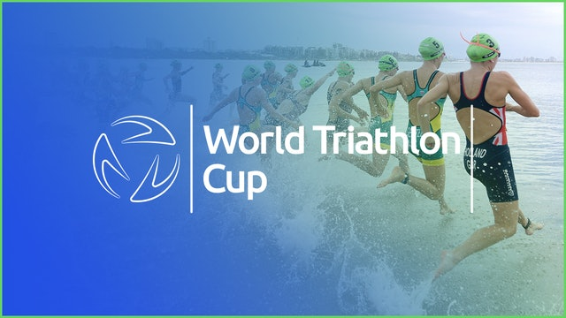 World Triathlon Cup Huatulco