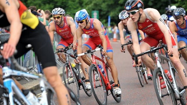 2015 ITU World Triathlon London Elite...