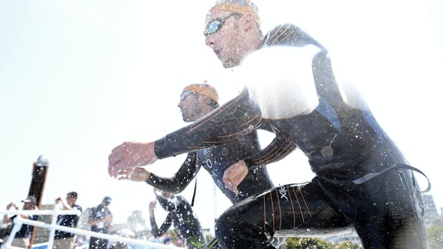 2015 ITU World Triathlon Yokohama Eli...