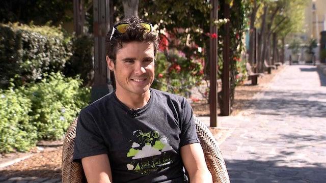 Javier Gomez Interview 2015