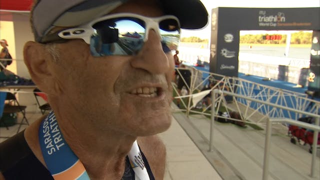 World Triathlete Feature with USA's K...
