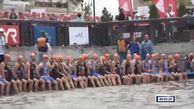 2019 ETU AG Sprint Triathlon European...