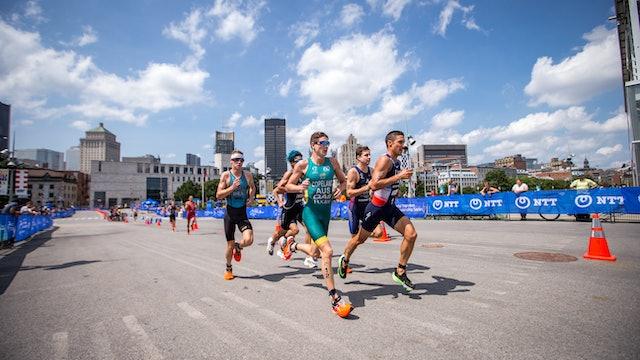 Men's Elimination Finals: 2021 World Triathlon Championship Series Montreal