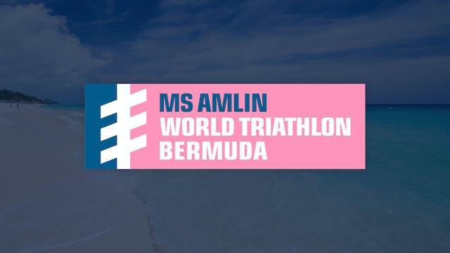 2019 MS Amlin World Triathlon Bermuda...