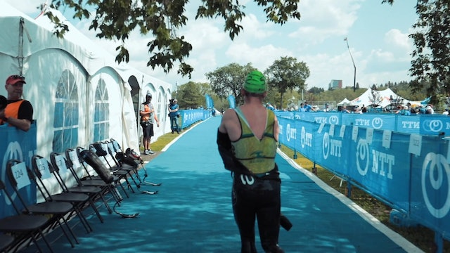 The magic of Paratriathlon arrives to Montreal for the WPS