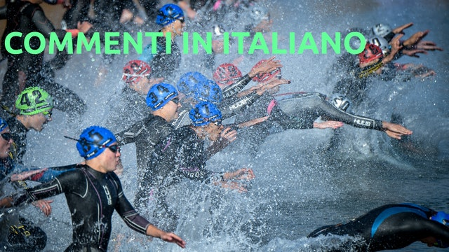 2021 World Triathlon Cup Arzachena - Elite Women - Italian
