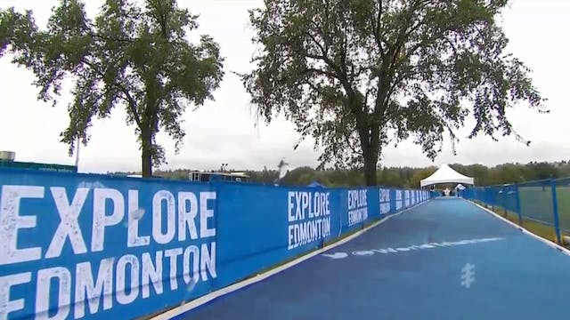 *2015 ITU World Triathlon Edmonton El...