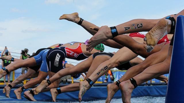 2021 World Triathlon Series Championship Montreal - Mixed Team Relay
