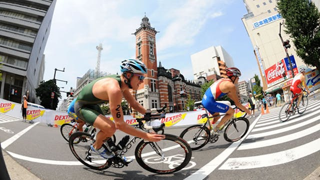 2013 WTS Yokohama Elite Men