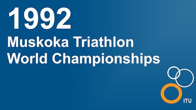 1992 Muskoka World Championships