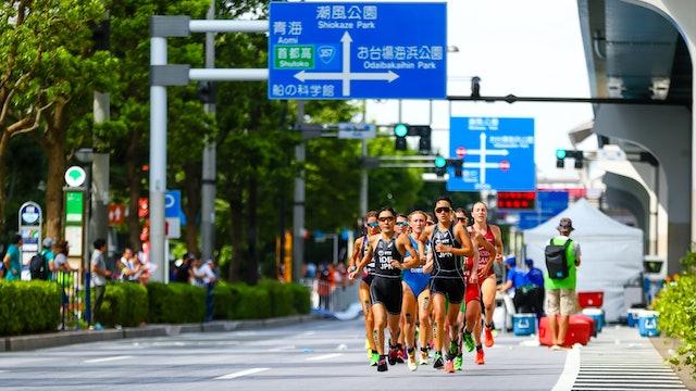 REPLAY: 2019 Tokyo Test Event Elite Women