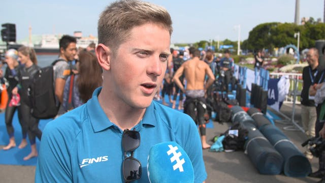 A chat with Henri Schoeman ahead of 2...