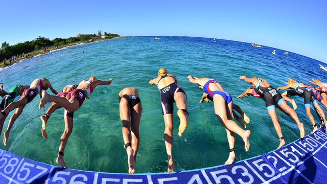 2016 ITU World Triathlon Grand Final ...