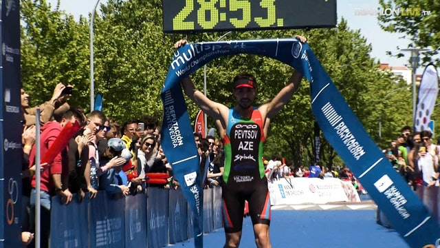 2019 Aquathlon World Championships: second look