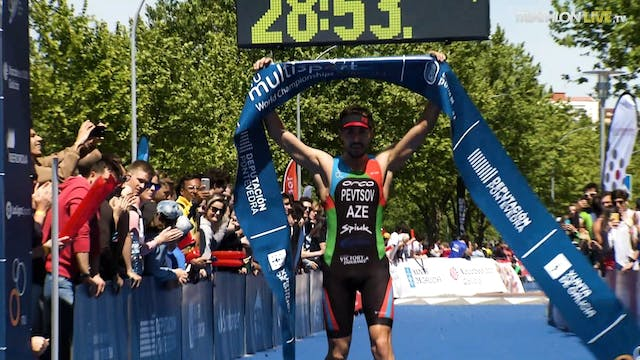 2019 Aquathlon World Championships: s...
