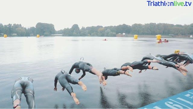 First-ever World Triathlon Mixed Rela...