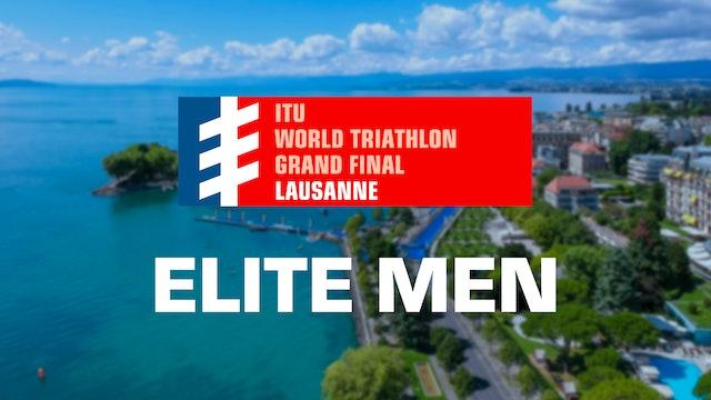 2019 WTS Grand Final Lausanne: Elite Men
