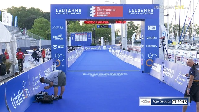 2019 Lausanne Grand Final AG Sprint Finish Cam