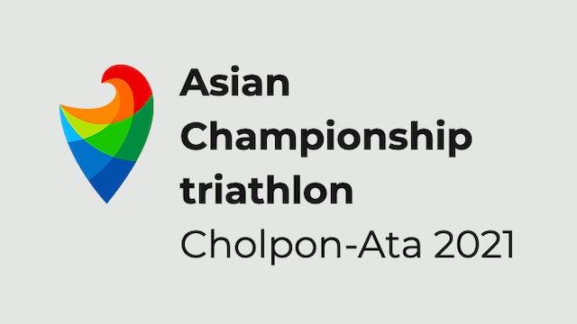 2021 Asia Triathlon Sprint Championships Cholpon-Ata
