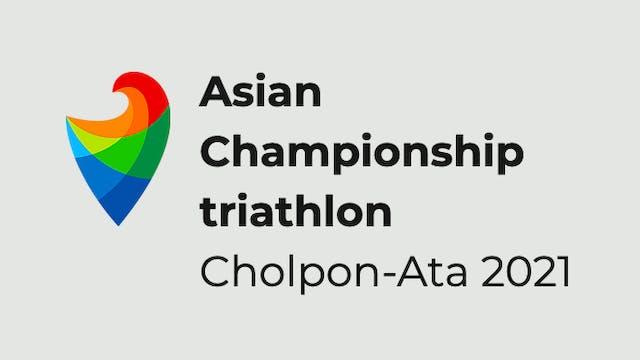 2021 Asia Triathlon Sprint Championsh...