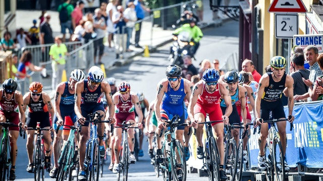 World Triathlon Cup Lisbon - Elite Men