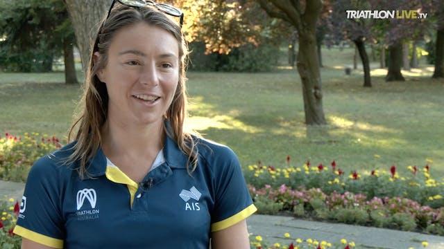 Interview: Natalie Van Coevorden