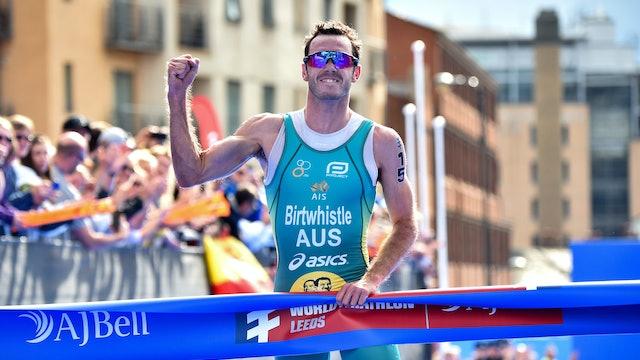 World Triathlon Videocast: Jake Birtwhistle