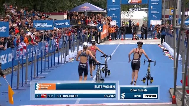 Top 10 Moment of 2017 - Flora Duffy w...
