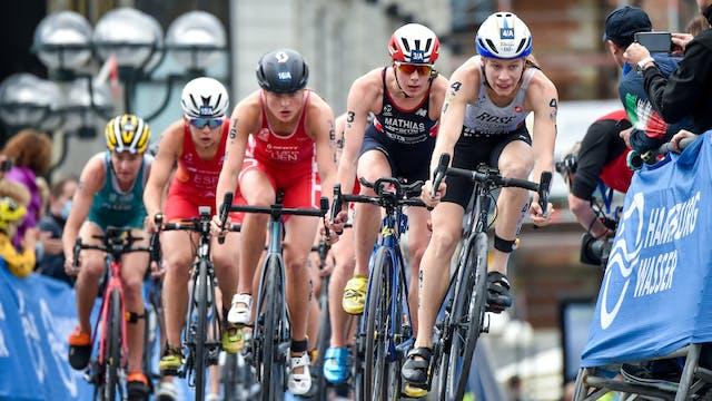 HAMBURG WASSER 2021 World Triathlon H...