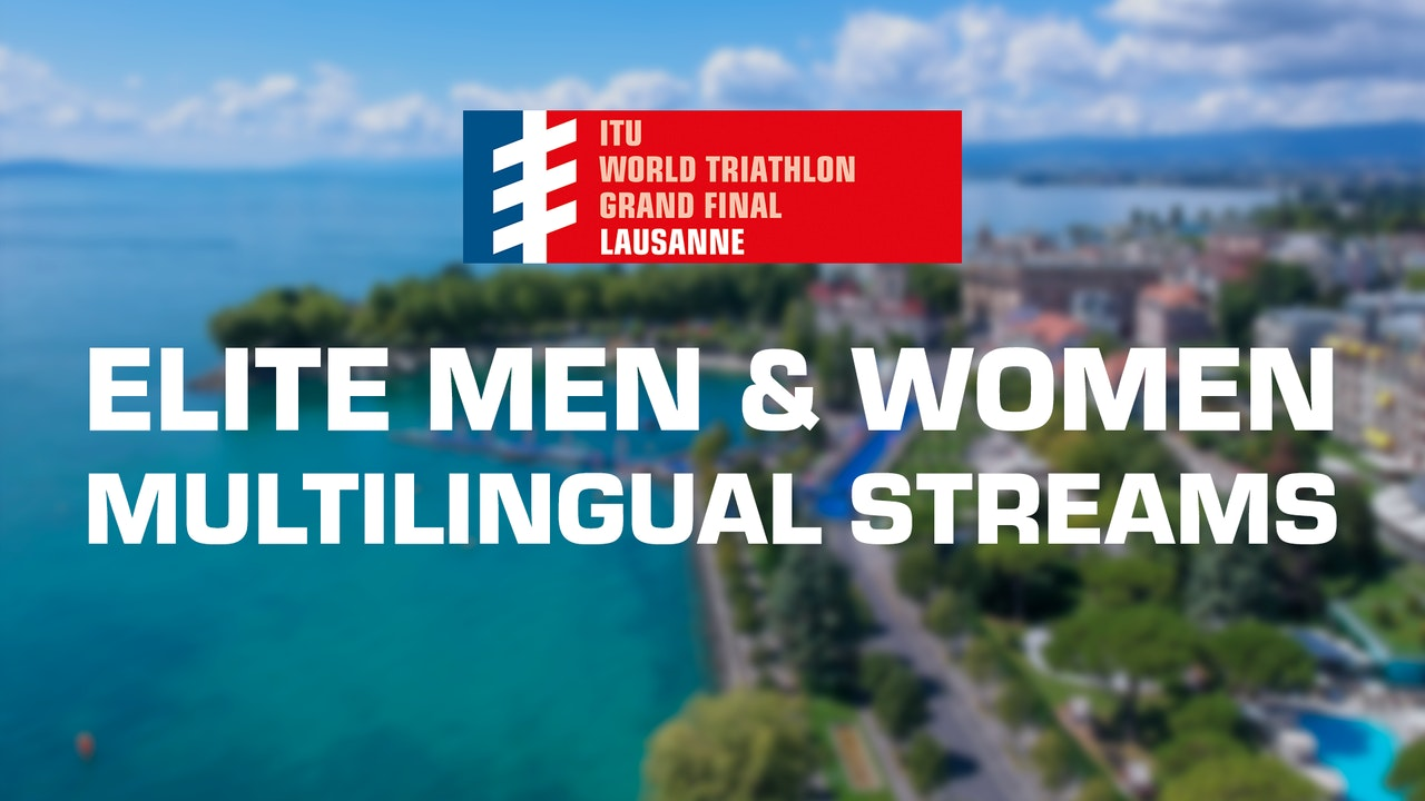 PLAYLIST: 2019 WTS Grand Final Elite Men & Women Multilingual Streams