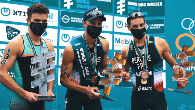 2020 Hamburg Wasser World Triathlon - alternative highlights