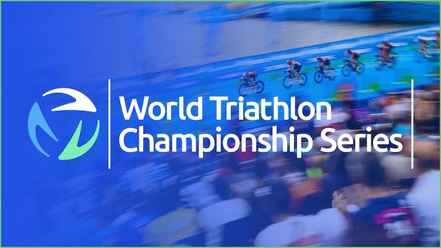 World Triathlon Championship Series Yokohama
