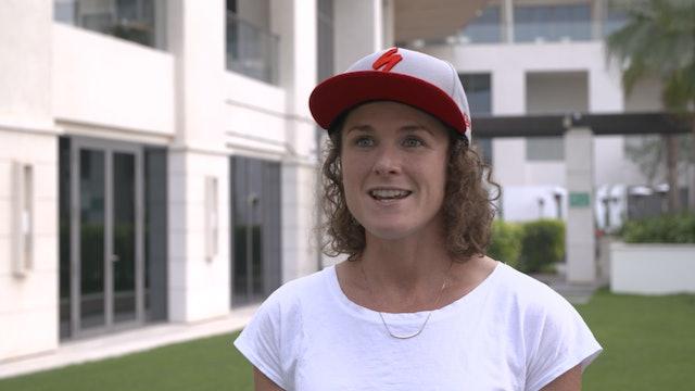 Flora Duffy Interview (2:17)