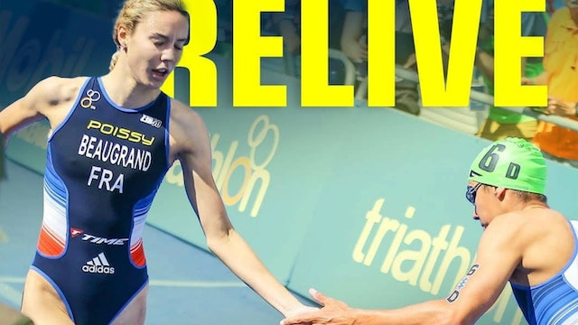 ReLIVE: 2018 Hamburg Mixed Relay World Championships