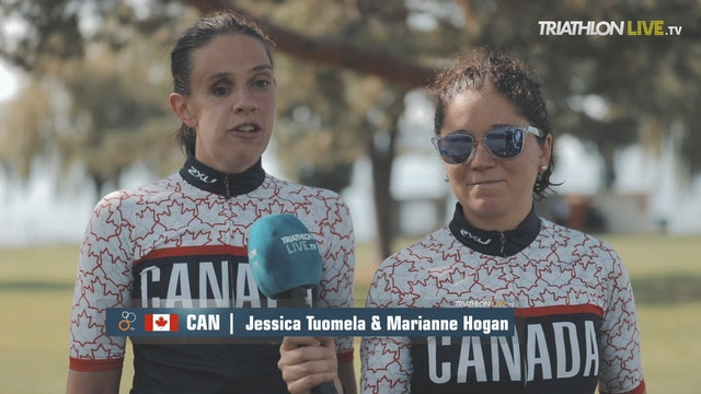 Grand Final Countdown - Jessica Tuomela interview