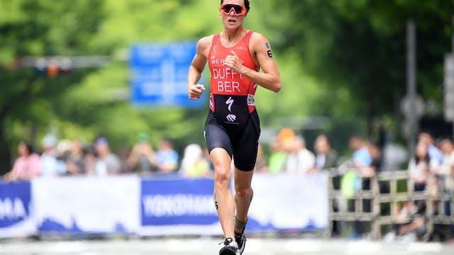 2018 ITU World Triathlon Yokohama Eli...