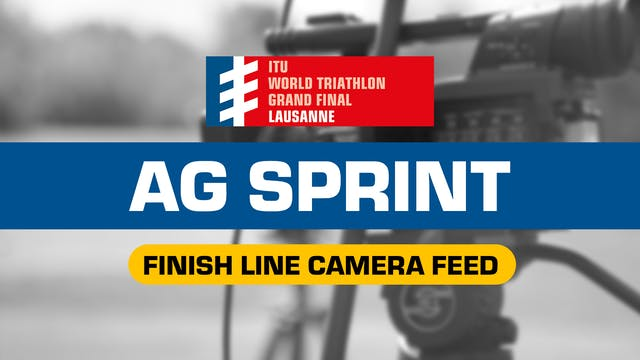 LIVE Finish Line Cam - AG Sprint - WT...