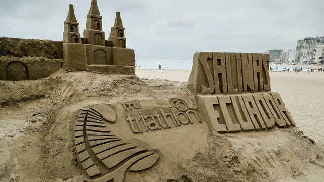 2017 ITU Triathlon Sarasota & Salinas...