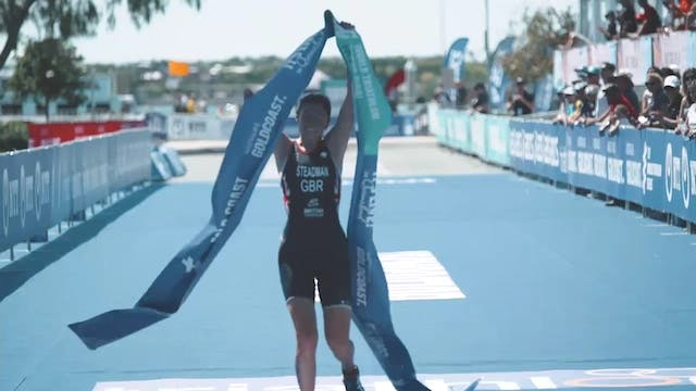 Paratriathlon at the 2018 ITU World T...