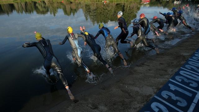 World Triathlon Championship Finals Edmonton - U23 Women